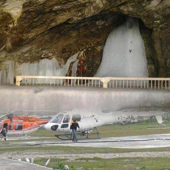 Amarnath Yatra By Helicopter - Ex Neelgrath Baltal Tour