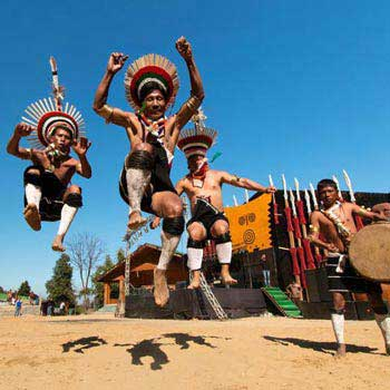 Hornbill Festival of Nagaland Package