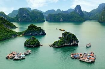 Vietnam Hanoi Halong 04 Days Tour