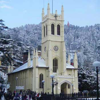Beautiful Shimla Trip Package