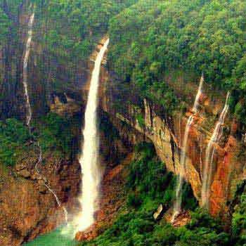 Beautiful Shillong with Guwahati Tour Package