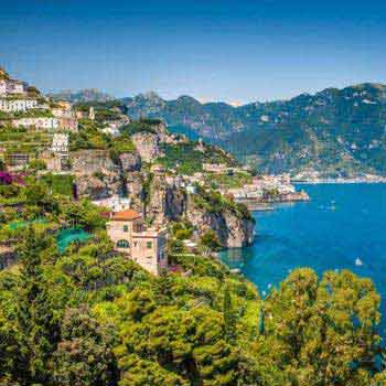 Beautiful Sorrento & Amalfi Coast Tour