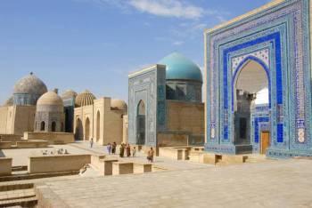 Uzbekistan-tajikistan Historical Tour 12 Days Tour