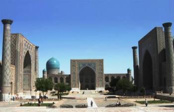 Tashkent 7 Days Tour