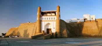 Kyrgyzstan with Uzbekistan Tour