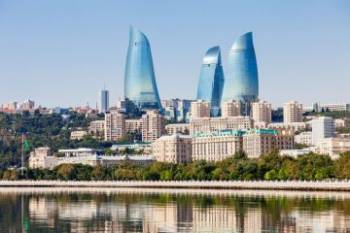 Almaty and Baku Tour 5 Days