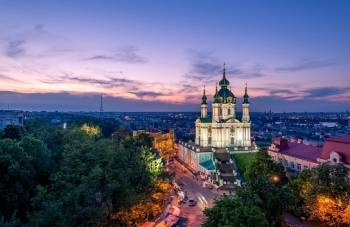 Kiev Tour Ex Dubai 3 Days Tour