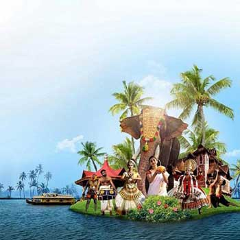 06 Nights / 07 Days Kerala Tour Package