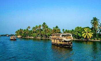 Cochin – Munnar - Thekkady Tour