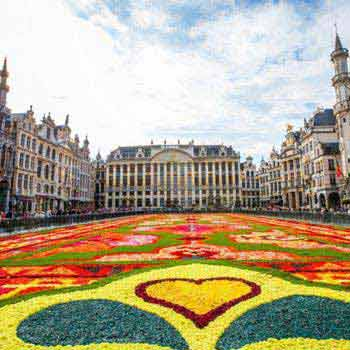 United Kingdom - France & Belgium Tour