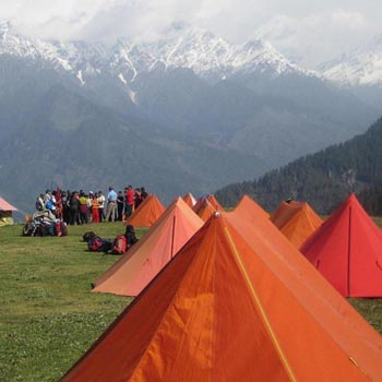 Camping at Kullu Package