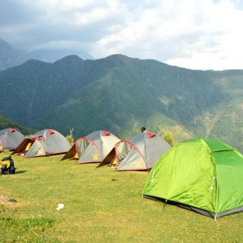 3 Night 4 Days Camping Package