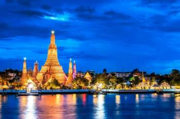 Bangkok Pattaya with Flights Tour