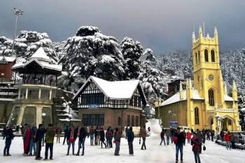 Himachal & Delhi Agra Tour