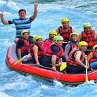 Rafting on Ganga River Package