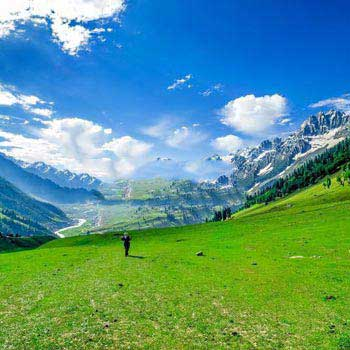 Kashmir 7N/8D Tour