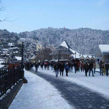 Dharamshala Honeymoon Package Tour