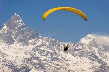 Paragliding in Bir-Billing Trip Tour