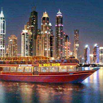 Fascinating Sand Dunes Dubai Tour