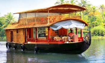 Kerala 3 Star Package with Abad Hotels with Houseboat