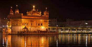 Chandigarh - Amritsar Tour 06 Days