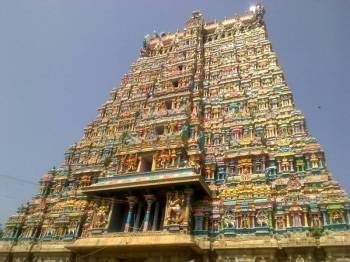South India Pilgrimage Tour (entire South India Has Various Hindu Temples & Sites ) Tour
