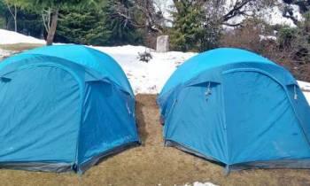 2 Nights Devariyatal Camping Package
