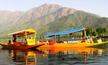 Dal Lake Tour