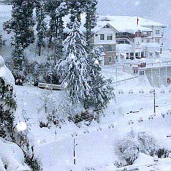 Shimla Manali By Car Ex. Chandigarh