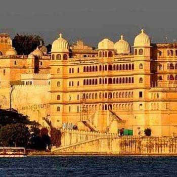 Mumbai - Jaipur - Ajmer - Pushkar - Jodhpur - Ranakpur - Udaipur - Mumbai