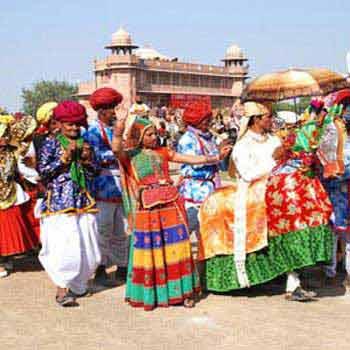 Rajasthan Darshan Tour Package
