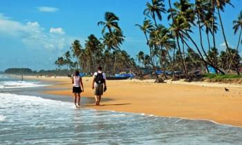 Agra to Goa Tour Package