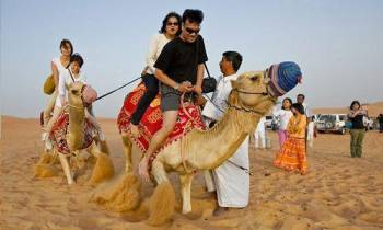 Sam Sand Dunes Camp Jaisalmer Tour