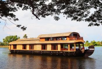 Cochin Kumarakom Alleppey Tour