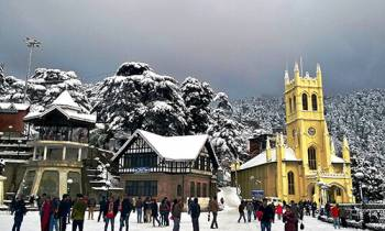 A Refreshing Week In Himachal With Amritsar From Delhi Tour
