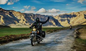 Complete Spiti Circuit Bike & Jeep Safari Tour