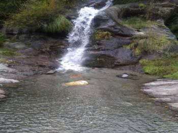 Ganga fall