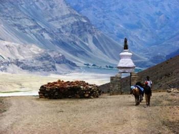 Lamayuru – Chilling Trek Tour