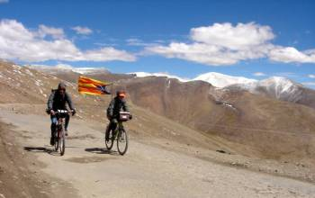 Manali-leh Cycling Tour
