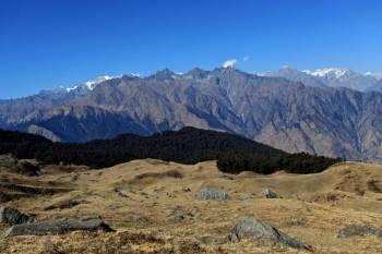 Dayara Bugyal - Dodital Trek Tour