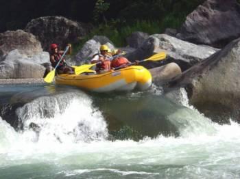Brahmpuri to Ram Jhula River Rafting Tour