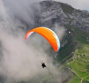 Kamshet – Maharashtra Paragliding Tour