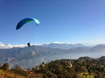 Mussoorie – Uttarakhand Paragliding Tour