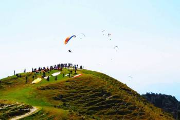 Yelagiri – Tamilnadu Paragliding Tour