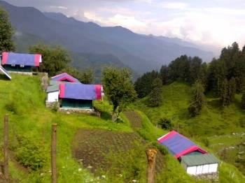 Indrunag – Himachal Pradesh Paragliding Tour