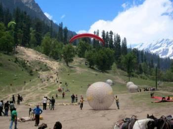 Marhi – Himachal Pradesh Paragliding Tour