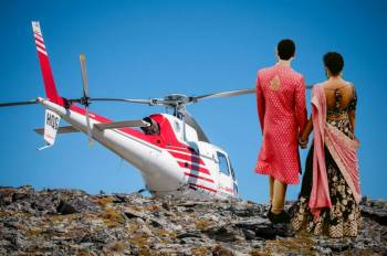 Helicopter Charterstour  - 3 Night / 4 Days