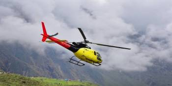 Do Dham Helicopter Charters - Same Day Return
