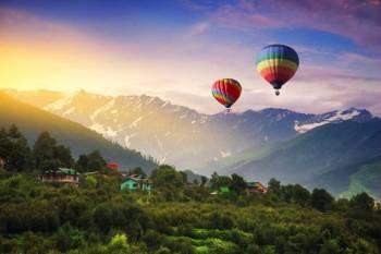 Himachal-Manali Ecstasy Tour