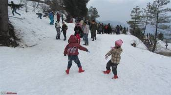 7 Days Delhi Shimla Manali Tour Package